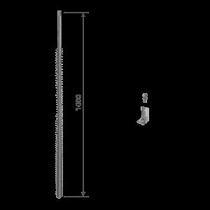 GroundPlug® Twister™ M12/1000mm