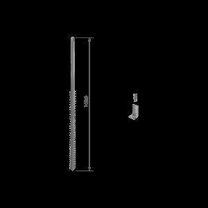 GroundPlug® Twister™ M16/1000mm