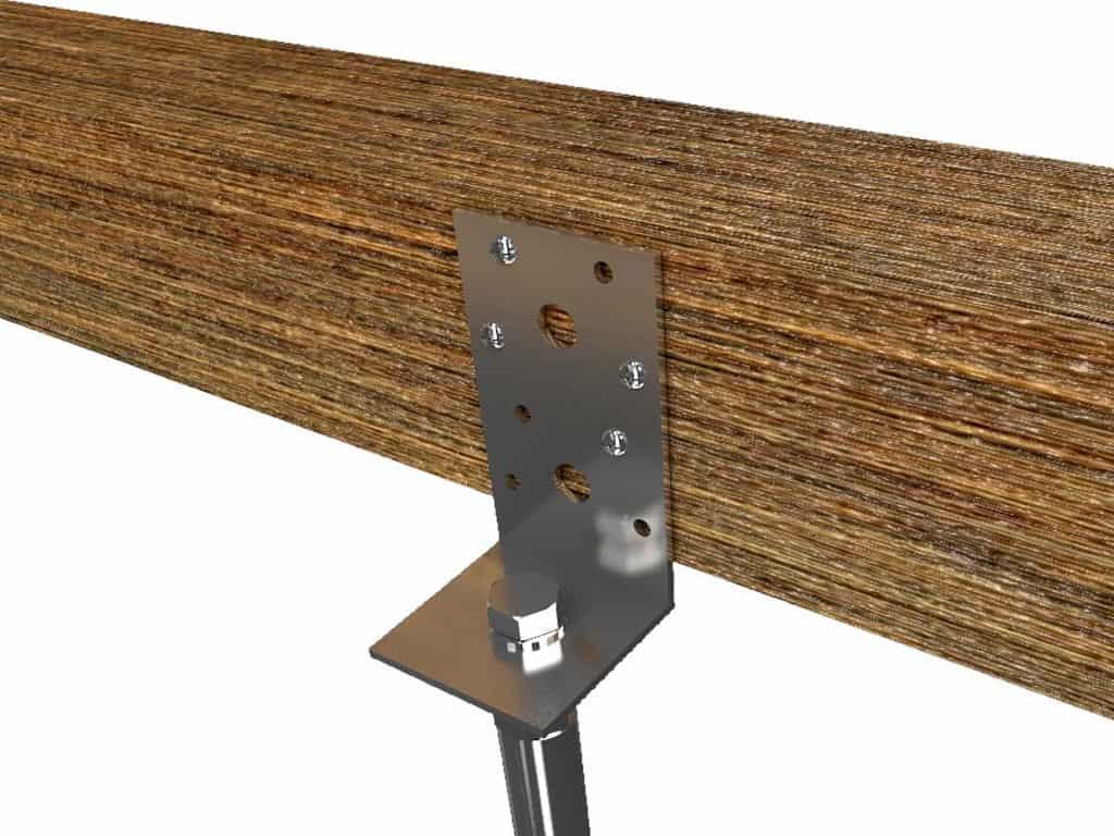 GroundPlug Easy Mounting System