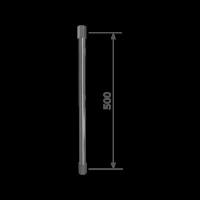 GroundPlug Verlängerungsstück M16/500mm